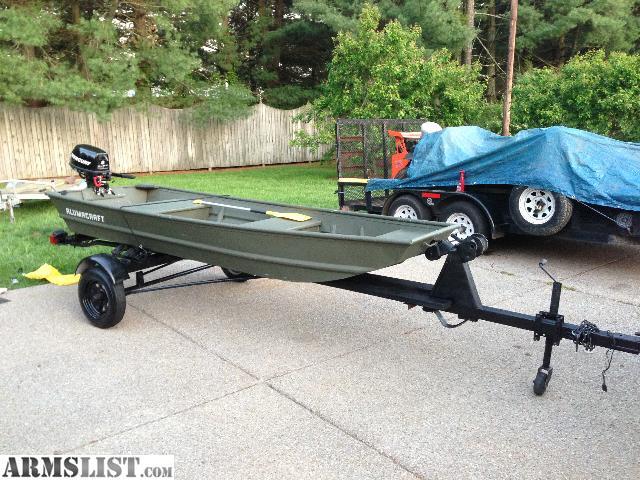 Aluma Craft Boat Gear