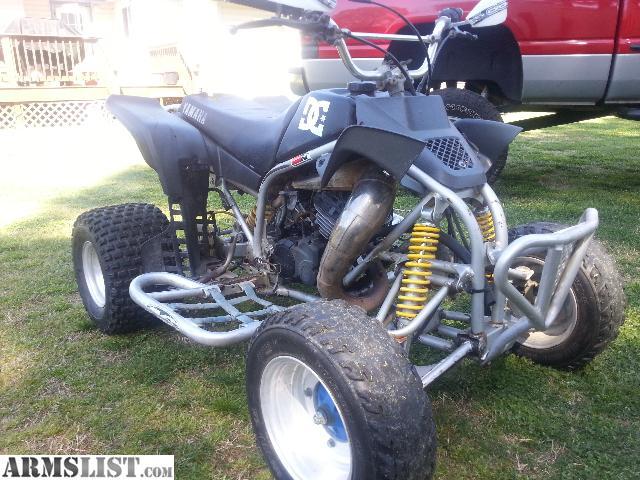 armslist for sale trade 2000 yamaha blaster 200cc atv