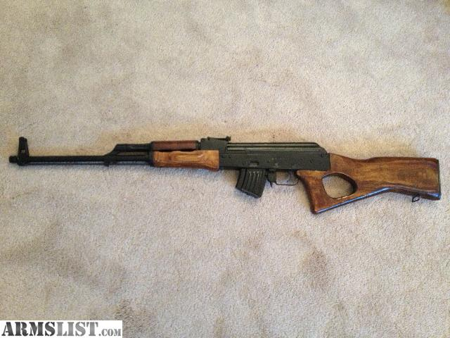 Armslist for saletrade maadi intrac rpm ak 47 with low rounds this pre ban rpm maadi ak 47 is in exellent condition and has less then 200 rounds through it and was made in egypt and has a threaded barrel and has the altavistaventures Image collections
