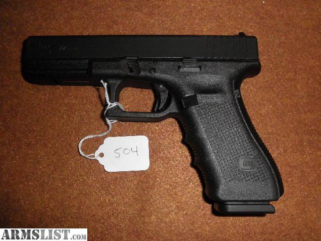 Armslist For Sale 1022 Glock 22 40 Cal Full Size Gen 4 New