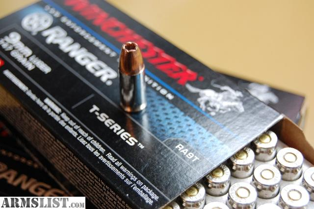 Armslist For Sale Trade Winchester Ranger T 147gr 9mm