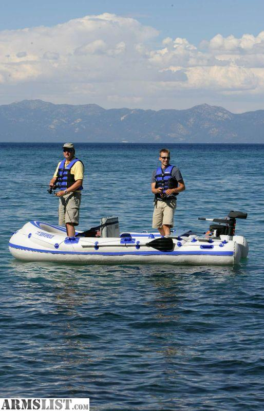 Armslist for sale river raft fishing boat for Fishing rafts for sale