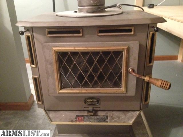 I have a wood burning stove in good shape for sale or trade. It is a Country  Comfort Model CC150. It has the electric blower kit on it. - ARMSLIST - For Sale/Trade: Wood Burning Stove Country Comfort