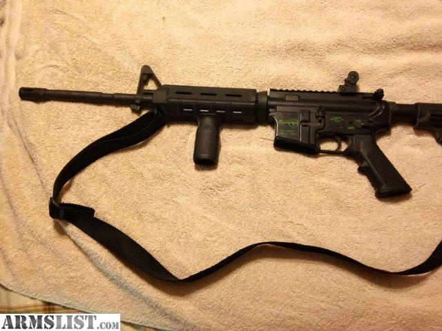 Armslist for sale dpms upper and si defense lower for Lowe s fayetteville ar