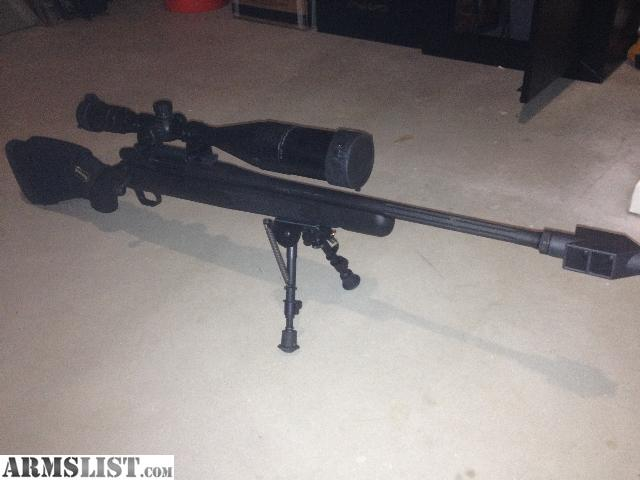 ARMSLIST - For Sale: Mossberg Nighthawk 308
