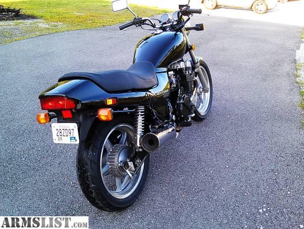 armslist for sale 1997 honda nighthawk 750 only 11k miles. Black Bedroom Furniture Sets. Home Design Ideas