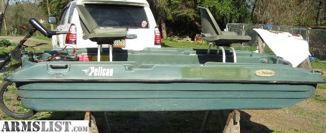 Armslist For Sale Pelican Bass Raider 10e A Minn Kota