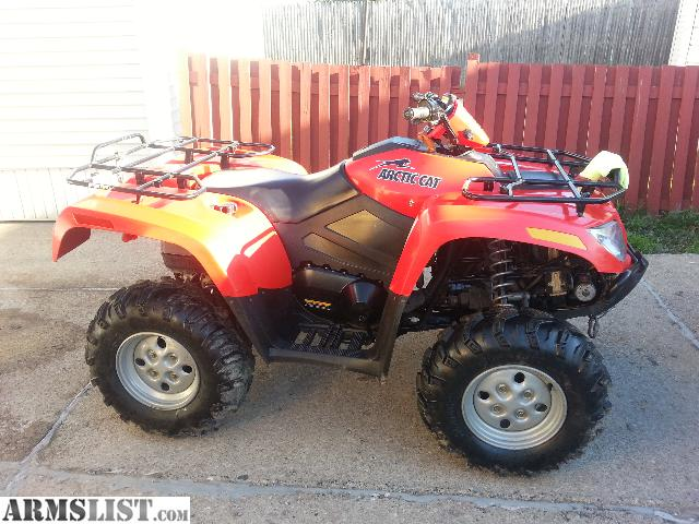 armslist for sale 2009 arctic cat 550 h1 with trailer and tons of xtras low miles hours. Black Bedroom Furniture Sets. Home Design Ideas