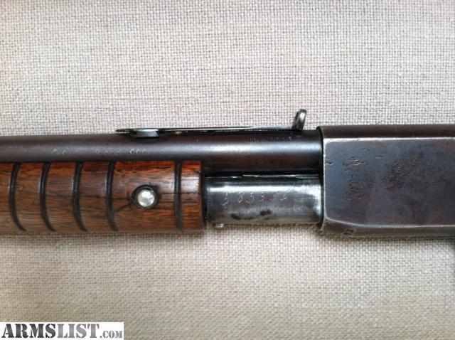 ARMSLIST - For Sale: Remington model 12A 22lr