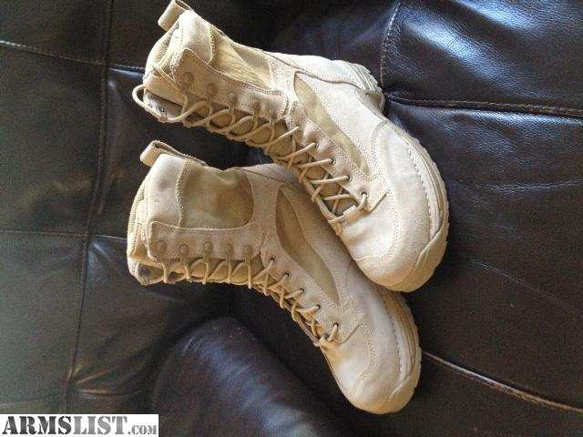 ARMSLIST - For Sale: Danner Military Boots (Tan)