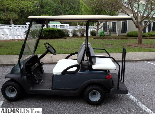 Armslist For Sale Trade Club Car Precedent With Upgrades And