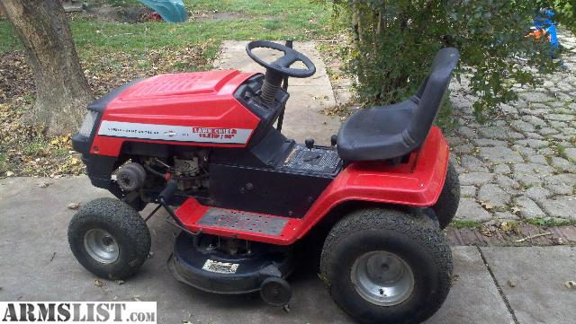 Mtd Riding Lawn Mowers : Armslist for trade mtd riding lawn mower