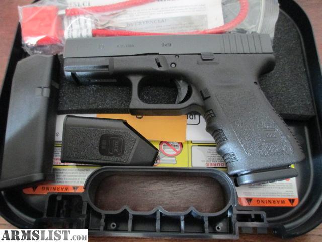 ARMSLIST - For Sale: Glock 19 Concealed Carry Pistol