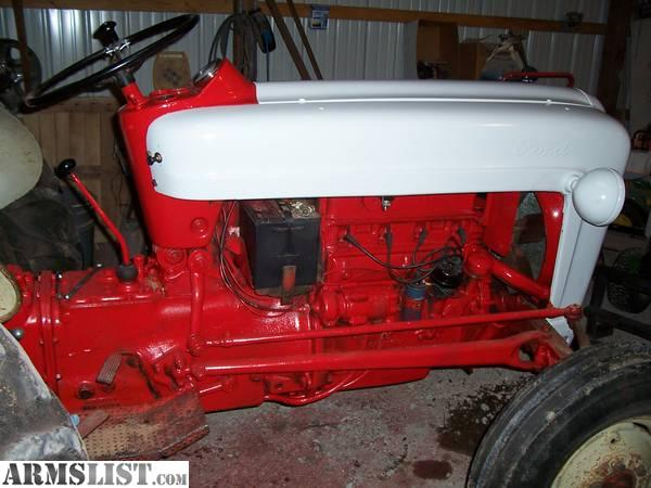 Ford Golden Jubilee Hydraulics : Armslist for sale tractor ford golden jubilee