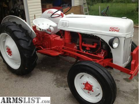 Armslist for sale 8n ford tractor for 8n ford tractor motor for sale