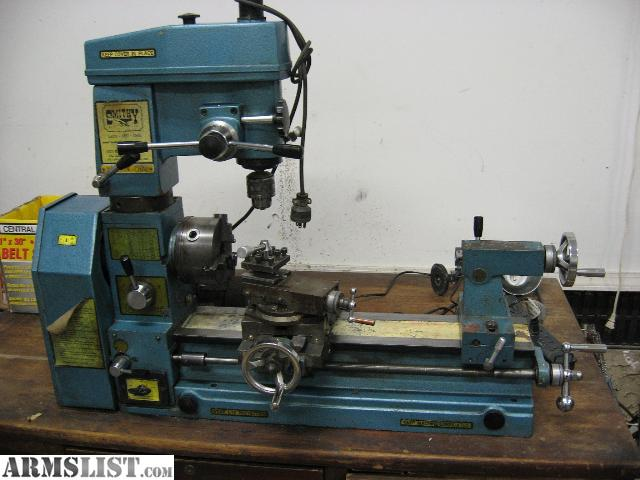 Armslist For Sale Smithy 3 N 1 Mil Drilll Lathe 1220