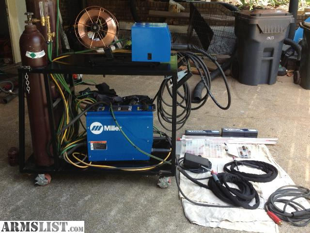 Miller Mig Welder For Sale >> ARMSLIST - For Sale: Miller Welder XMT 304 CC/CV MIG,TIG,STICK
