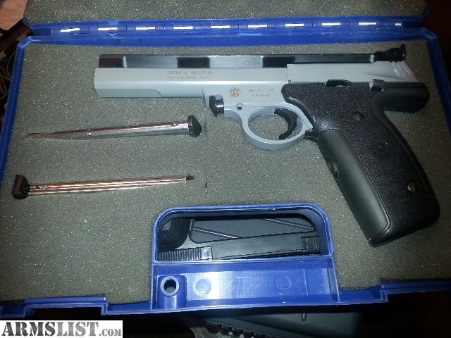 ARMSLIST - For Sale: S&W 22S 22LR Semi Auto pistol $335