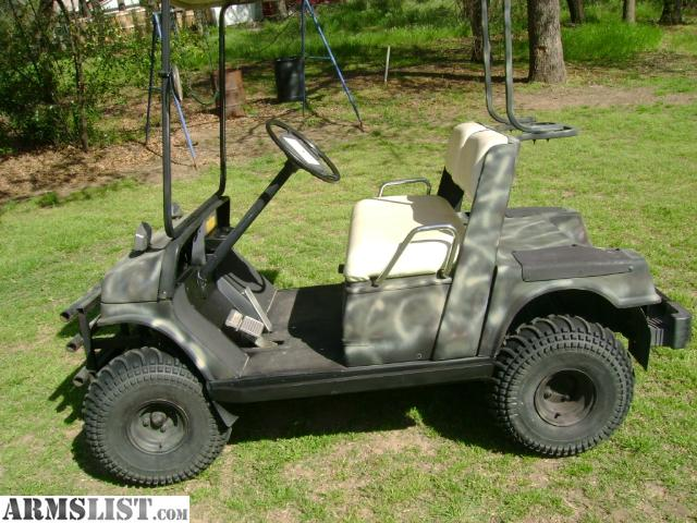 armslist for sale yamaha gas golf cart