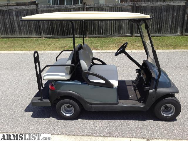 Armslist For Sale Trade Club Car Precedent Golf Cart With