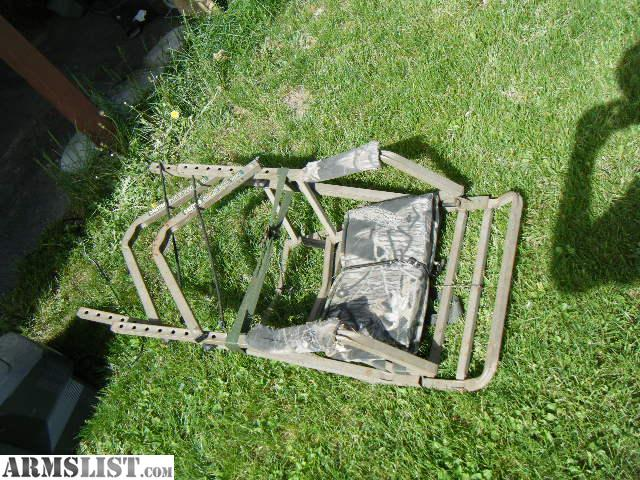 Trade Stands For Sale : Armslist for sale trade climber tree stand