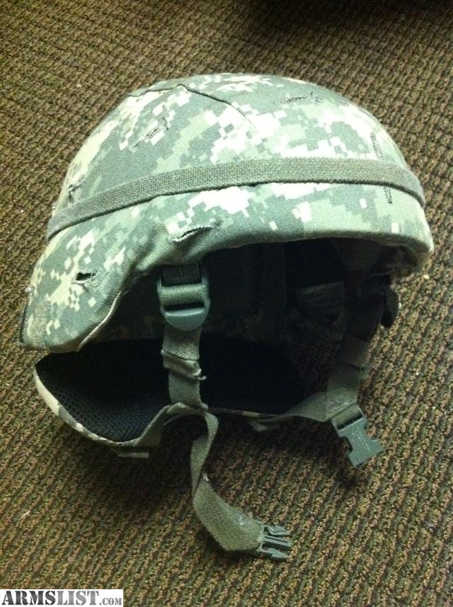 Armslist For Sale Trade New Ach Army Combat Helmet Size