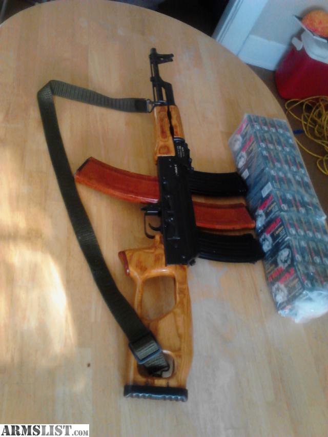 Armslist for sale laminated wood romanian ak 74 for Laminated wood for sale