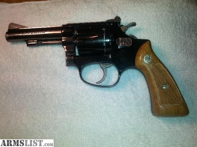 Armslist For Sale Smith And Wesson Model 43 22lr Revolver
