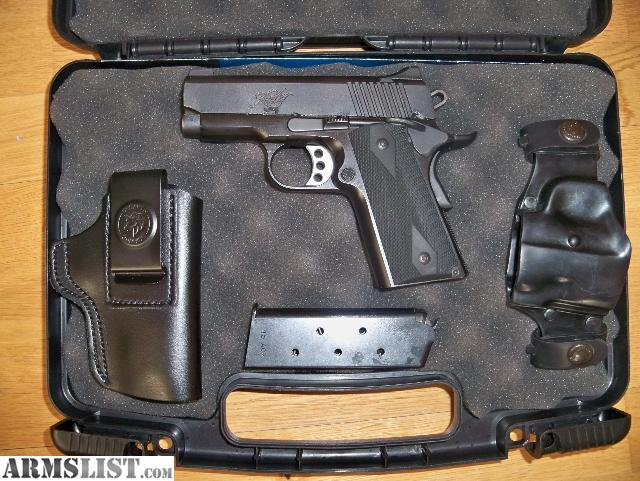 ARMSLIST - For Sale/Trade: Kimber Ultra Carry II w/2 holsters