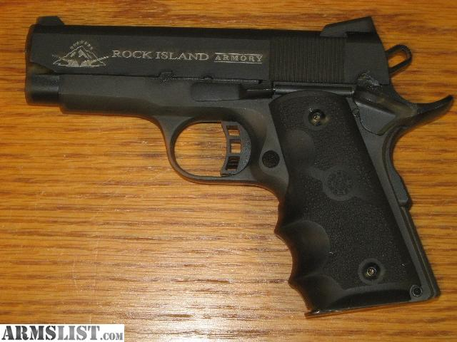 Rock Island Armory  Compact Tactical For Sale