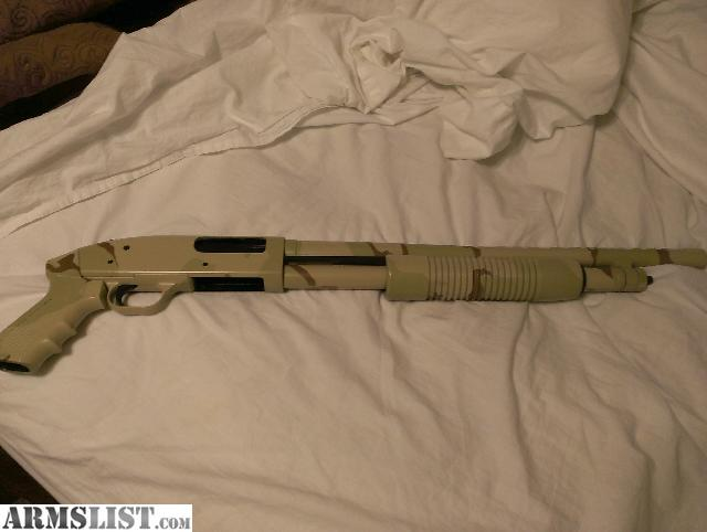 ARMSLIST - For Sale/Trade: Mossberg 500 desert camo ...
