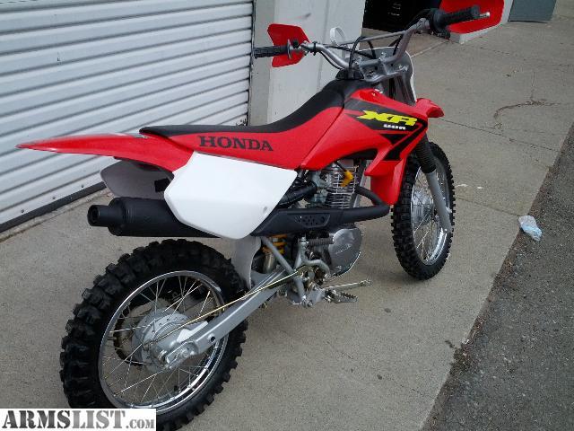 Armslist For Trade 2003 Honda Xr 80r Dirt Bike For Nice Ar15 Or