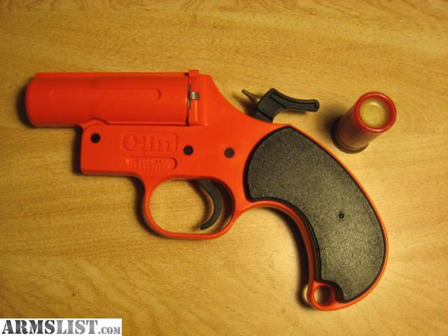 ARMSLIST - For Sale: 12 Gauge Flare Gun