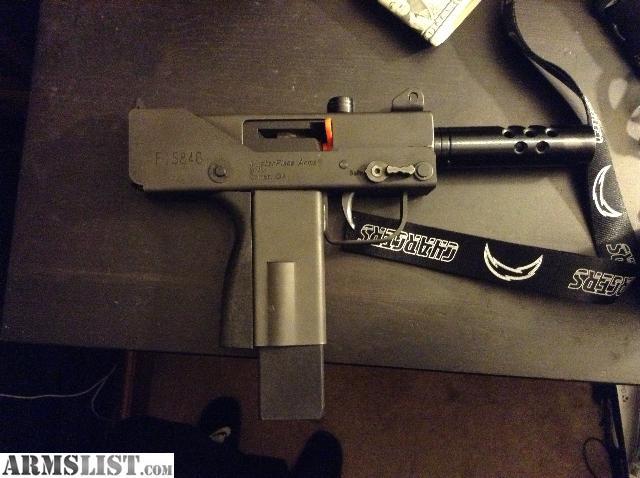 ARMSLIST - For Sale: MAC 10 9mm