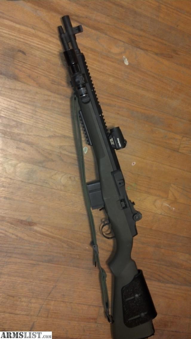 Armslist For Sale Springfield M1a Socom 16