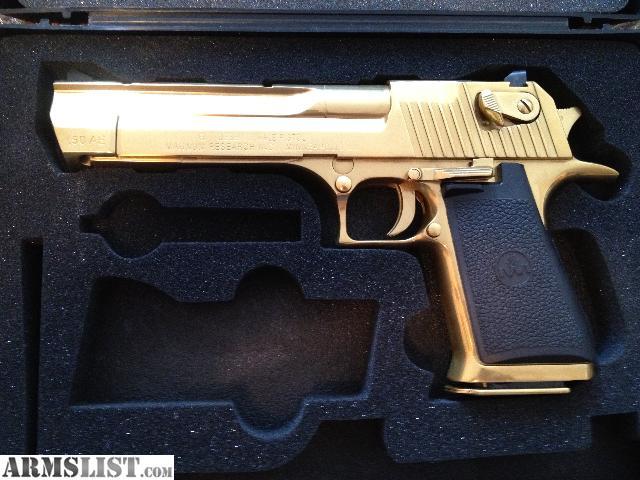 gold eagle gun