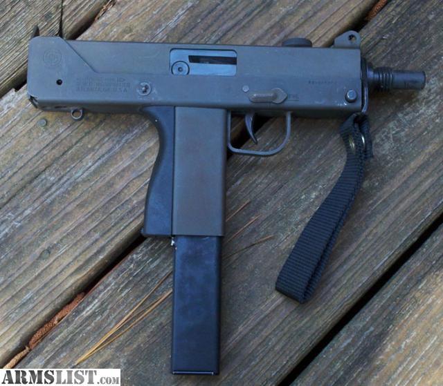 For Sale: SWD M11/9mm Semi Pistol