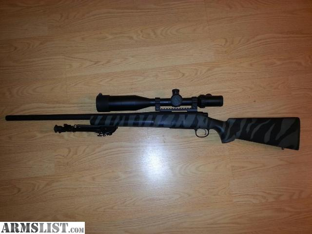 ARMSLIST - For Sale/Trade: Remington 700 R5 Military Spec ...