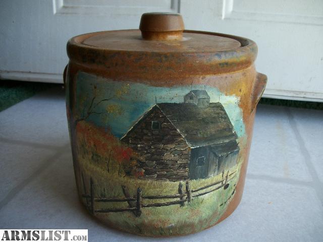 Armslist For Sale Hand Painted Mccoy Cookie Jar
