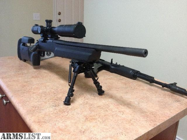 ARMSLIST - For Sale: Remington 700 full build .308