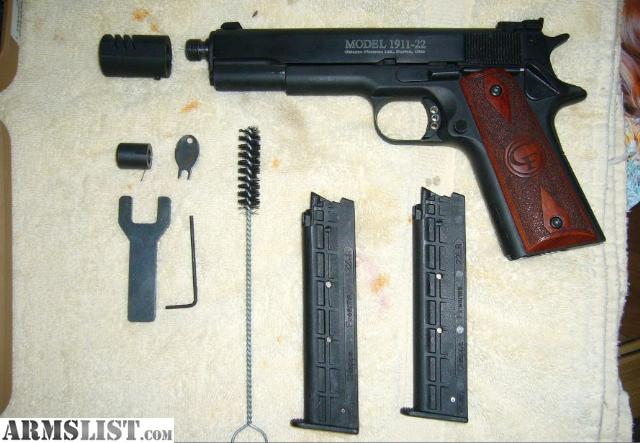 1911 Threaded Compensator