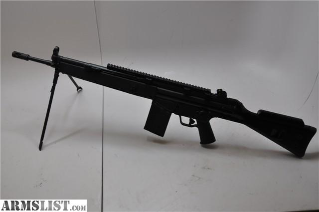 Cetme G3 For Sale: For Sale: HK 91 Package G3 HK91