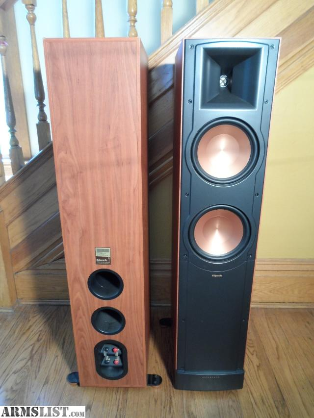 armslist for sale trade klipsch rf 82 floorstanding. Black Bedroom Furniture Sets. Home Design Ideas