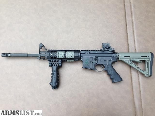 For Sale: Bushmaster 5.56