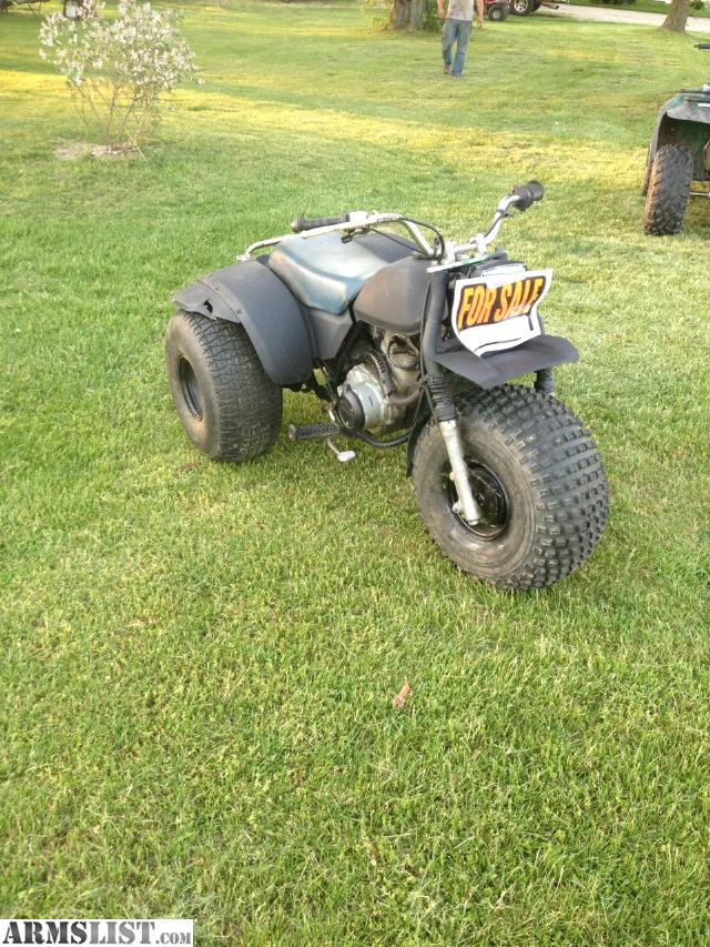 Armslist For Sale 1983 Honda 185 3 Wheeler For Sale Or