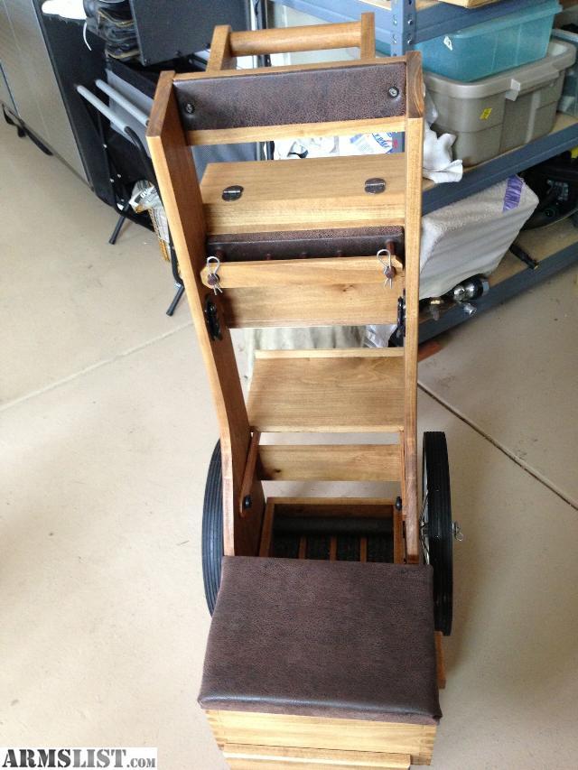 Gun Cart Plans
