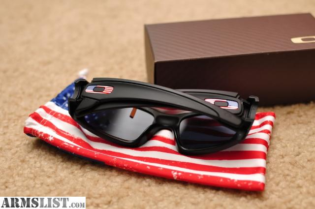 oakley gascan icon american flag