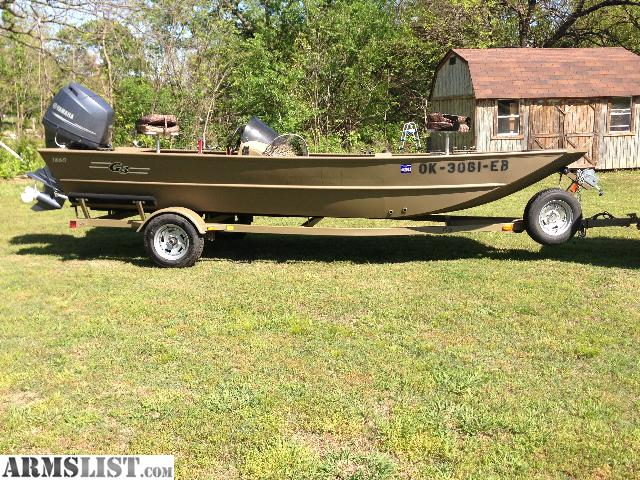 Armslist for sale 2012 g3 1860sc w 90 hp yamaha 4 for 90 hp yamaha 4 stroke for sale
