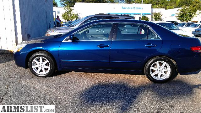 armslist for sale 2003 honda accord exl v6 navigation only 13 450 original miles if you dont. Black Bedroom Furniture Sets. Home Design Ideas