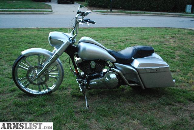 armslist for sale trade harley road king bagger 26 inch front wheel. Black Bedroom Furniture Sets. Home Design Ideas
